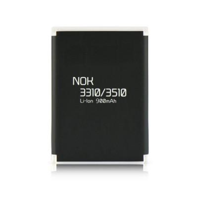 BATTERIA NOKIA 3310, 3510, 6800 LI-ION 900 mAh SEGUE COMPATIBILITA'..