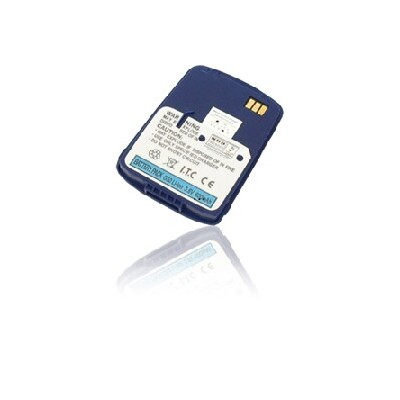 BATTERIA PANASONIC G50, G51 600mAh Li-ion colore BLU