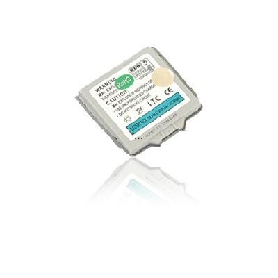 BATTERIA PANASONIC X70 550mAh Li-ion colore GRIGIO SCURO