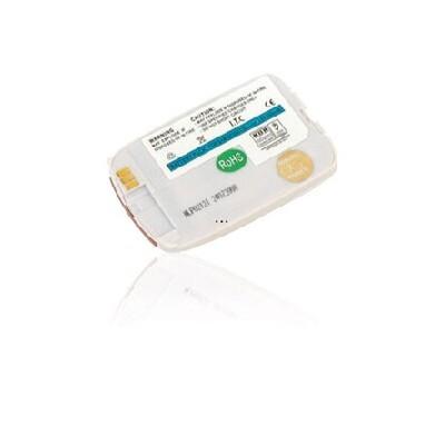 BATTERIA SAMSUNG E530,E560 650mAh Li-ion colore ARANCIONE