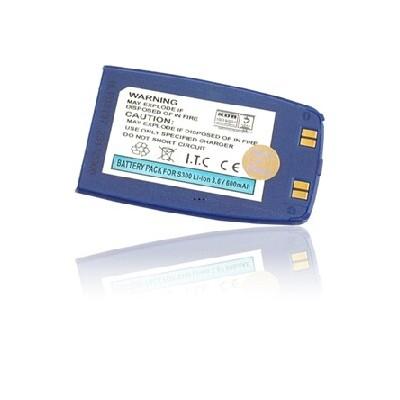 BATTERIA SAMSUNG S300 600mAh Li-ion colore BLU