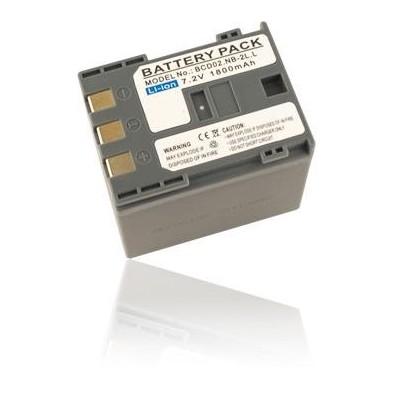 BATTERIA CANON MD111, iVIS HV30 1800mAh Li-ion