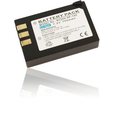 BATTERIA FUJIFILM FinePix S100FS 750mAh Li-ion
