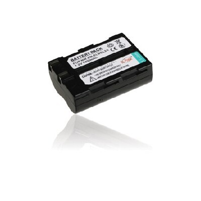 BATTERIA NIKON D50, D100 SLR 1400mAh Li-ion