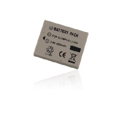 BATTERIA OLYMPUS Stylus Verve Digital S, Stylus Verve Digital 650mAh Li-ion