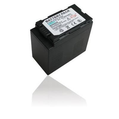 BATTERIA PANASONIC AG-HVX200P, AG-DVC60 5400mAh Li-ion