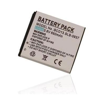 BATTERIA SAMSUNG PL10, Digimax L730 680mAh Li-ion