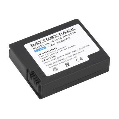 BATTERIA SONY DCR-IP220, DCR-PC109E 630mAh Li-ion