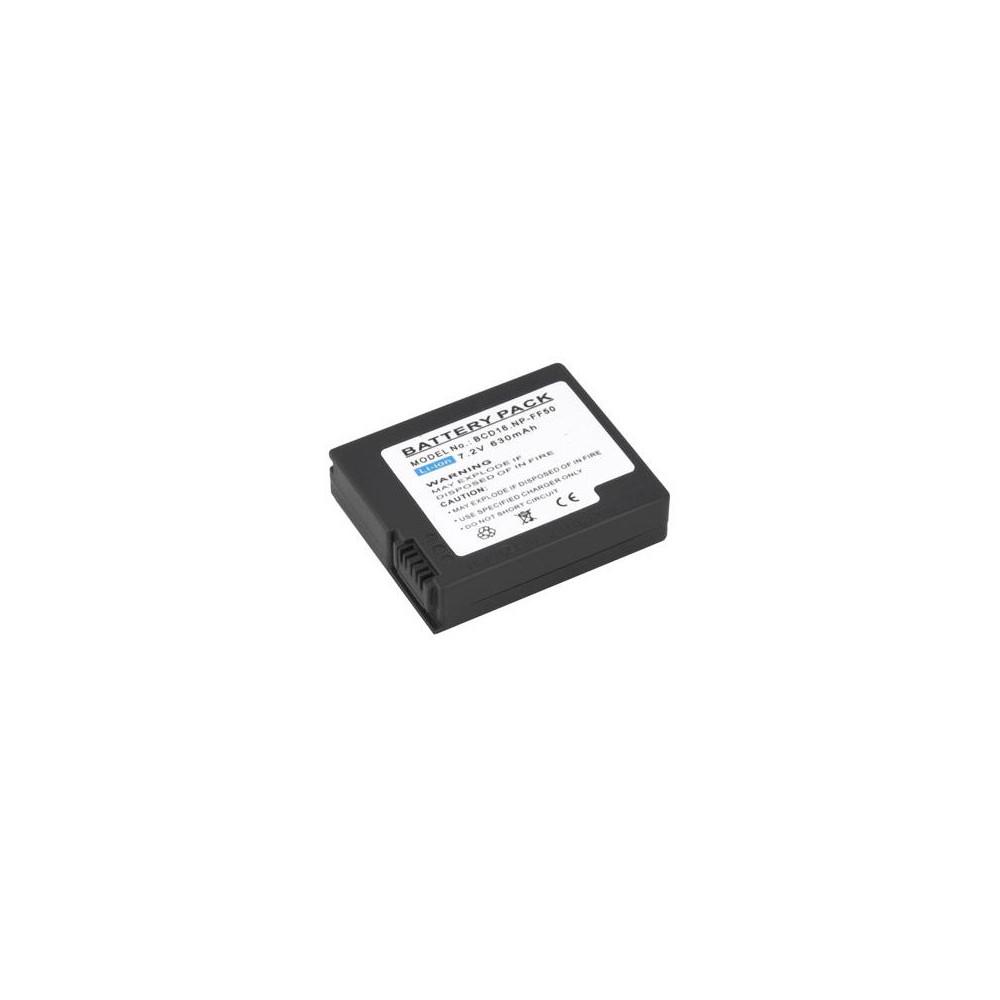 BATTERIA SONY DCR-IP220, DCR-PC109E 630mAh Li-ion