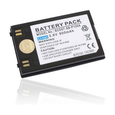 BATTERIA SAMSUNG SC-MM10, VP-MM11s 900mAh Li-ion