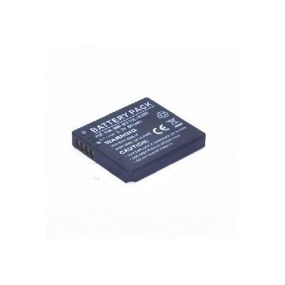 BATTERIA PANASONIC Lumix DMC-FS42P, Lumix DMC-FS62S 800mAh Li-ion