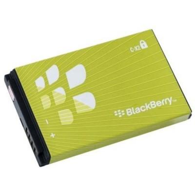 BATTERIA ORIGINALE BLACKBERRY C-X2 per CURVE 8350I, 8800, 8830 WORLD EDITION, 8820 mAh LI-ION BLISTER