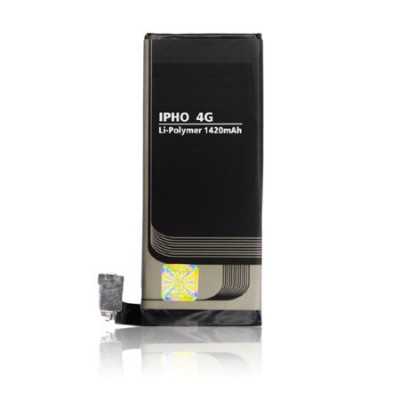 BATTERIA APPLE iPhone 4 1420 mAh Li-ion Polymer + FLAT CABLE E CONNETTORE