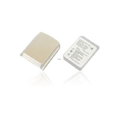 BATTERIA DOPOD 818 Pro, 828, 818 2500mAh Li-ion + COPRIBATTERIA RINFORZATO colore SILVER