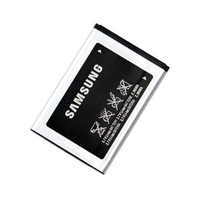 BATTERIA ORIGINALE SAMSUNG AB463446BU per E1252, E1125, E1150, E1080T 800 mAh LI-ION BULK SEGUE COMPATIBILITA'..