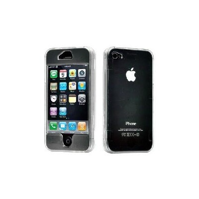CRYSTAL CASE TRASPARENTE per IPHONE 4, 4s