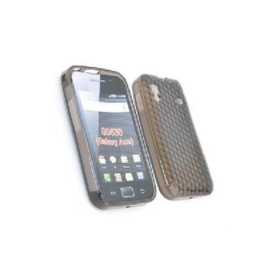 CUSTODIA GEL TPU SILICONE per SAMSUNG S5830 Galaxy Ace COLORE NERO