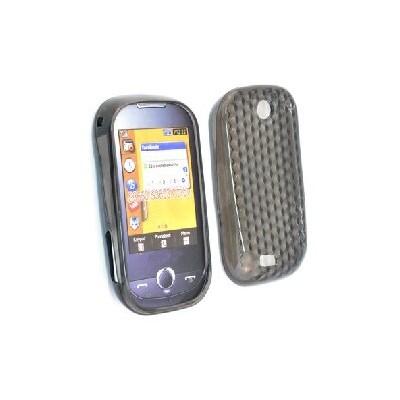 CUSTODIA GEL TPU SILICONE per SAMSUNG S3650 COLORE NERO