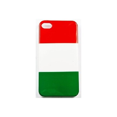 CUSTODIA RIGIDA per IPHONE 4 NAZIONE ITALIA