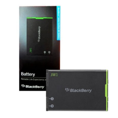 BATTERIA ORIGINALE BLACKBERRY JM1 per BOLD 9900, BOLD TOUCH 9930 1230mAh LI-ION BLISTER SEGUE COMPATIBILITA'..
