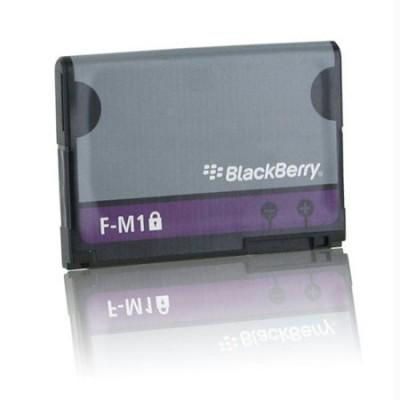 BATTERIA ORIGINALE BLACKBERRY F-M1 per PEARL 9105, PEARL 9100 1150mAh LI-ION BULK