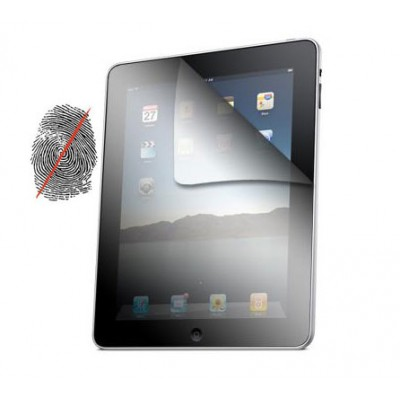 PELLICOLA PROTEGGI DISPLAY ANTI IMPRONTA per APPLE IPAD2, IPAD3, IPAD4