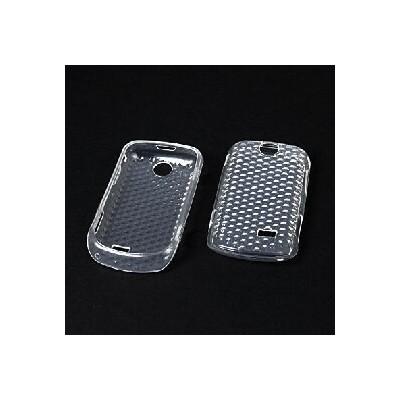 CUSTODIA GEL TPU SILICONE per SAMSUNG S3770 POCKET 3G PLUS COLORE BIANCO