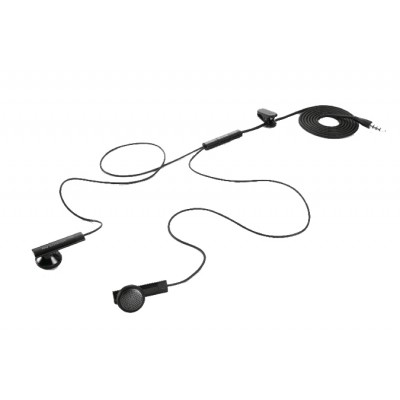 AURICOLARE STEREO ORIGINALE HTC RCE-160 JACK 3,5mm per HD2, TOUCH2 BULK SEGUE COMPATIBILITA'..