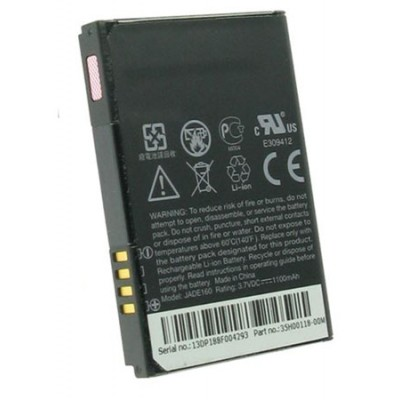 BATTERIA ORIGINALE HTC BA S330 per TOUCH 3G (JADE) T3232, TOUCH CRUISE (2009), XDA GUIDE 1100mAh LI-ION BULK