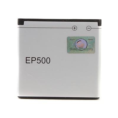 BATTERIA ORIGINALE SONY-ERICSSON EP500 per LIVE WALKMAN, VIVAZ, VIVAZ PRO, XPERIA ACTIVE, XPERIA MINI, XPERIA X8 1200 mAh LI-ION
