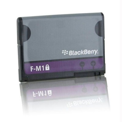 BATTERIA ORIGINALE BLACKBERRY F-M1 per PEARL 9105, PEARL 9100 1150mAh LI-ION BLISTER