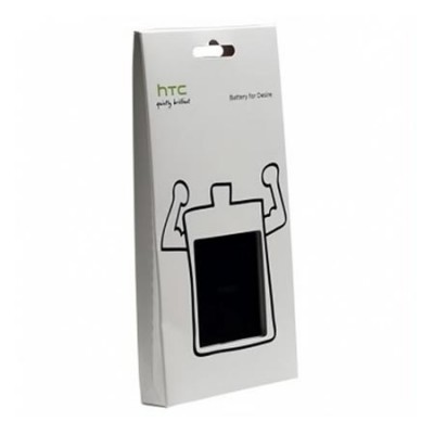 BATTERIA ORIGINALE HTC BA S410, BB99100 per HTC DESIRE, G7, G5, GOOGLE NEXUS ONE 1400mAh LI-ION BLISTER