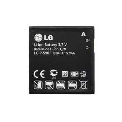BATTERIA ORIGINALE LG LGIP-590F per C900 OPTIMUS 7Q , E900 OPTIMUS 7 1350mAh LI-ION BULK