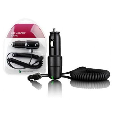CAVO AUTO ORIGINALE SONY-ERICSSON AN300 MICRO USB per XPERIA X8, X10 - 700 mAh BLISTER SEGUE COMPATIBILITA'..