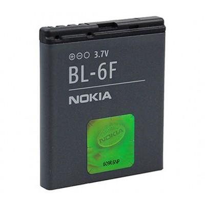 BATTERIA ORIGINALE NOKIA BL-6F per N78, N79, N95 8GB 1200mAh LI-ION BULK