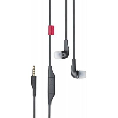 AURICOLARE STEREO ORIGINALE NOKIA WH-205 IN SILICONE JACK 3,5mm per N95, X3-02, X6 COLORE NERO BULK SEGUE COMPATIBILITA'..