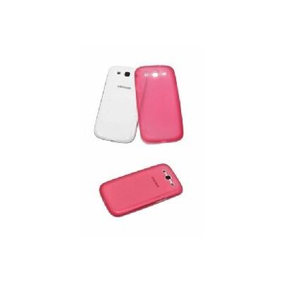 CUSTODIA RIGIDA SOTTILE SLIM per SAMSUNG I9300 Galaxy S3, I9305 Galaxy S3 LTE 4G COLORE ROSSO