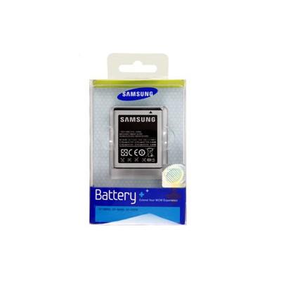 BATTERIA ORIGINALE SAMSUNG EB494353VUSTD per S5570 GALAXY MINI, S5280 GALAXY STAR 1200mAh LI-ION BLISTER SEGUE COMPATIBILITA'..