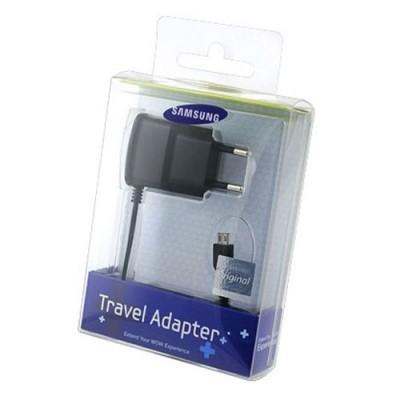 TRAVEL CASA ORIGINALE SAMSUNG ETA0U10EBECSTD 700 mAh MICRO USB per G810, I9300 GALAXY S3 BLISTER SEGUE COMPATIBILITA'..