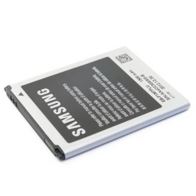 BATTERIA ORIGINALE SAMSUNG EB-F1M7FLU per SAMSUNG I8190 GALAXY S3 MINI, I8200 GALAXY S3 MINI VE 1500mAh LI-ION BULK