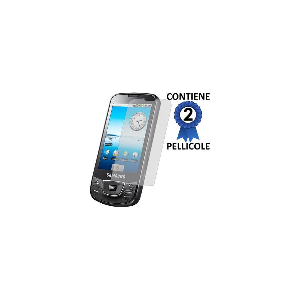 PELLICOLA PROTEGGI DISPLAY SAMSUNG i7500 Galaxy CONFEZIONE 2 PEZZI