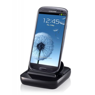 DOCK STATION ORIGINALE SAMSUNG EDD-D200BEGSTD per I9500 GALAXY S4, N7100 NOTE2 COLORE NERO SEGUE COMPATIBILITA'..