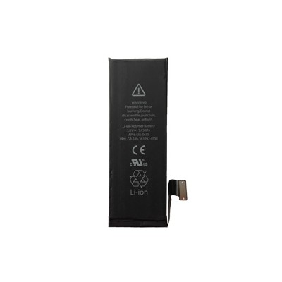BATTERIA OEM per APPLE IPHONE 5 - APN: 616-0610 - 1440 mAh LI-ION BULK (NO LOGO APPLE)