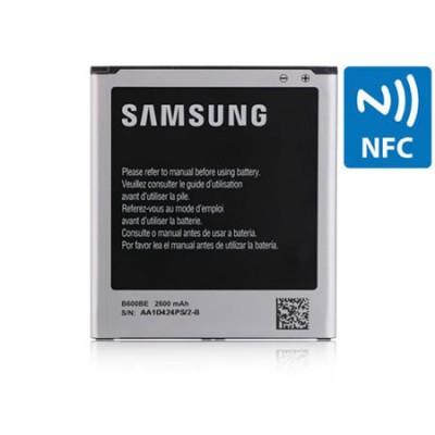 BATTERIA ORIGINALE SAMSUNG B600BE per I9500 GALAXY S4, I9508, I9502, I959 2600 mAh LI-ION CON TECNOLOGIA NFC BULK