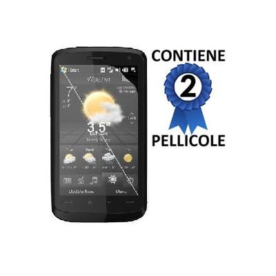 PELLICOLA PROTEGGI DISPLAY DA 3,5'' POLLICI CONFEZIONE 2 PEZZI
