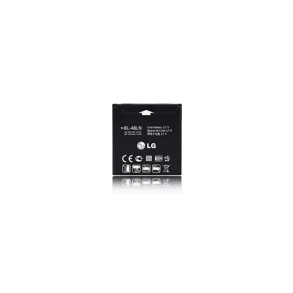 BATTERIA ORIGINALE LG BL-48LN per P720 OPTIMUS 3D MAX 1520 mAh LI-ION BULK
