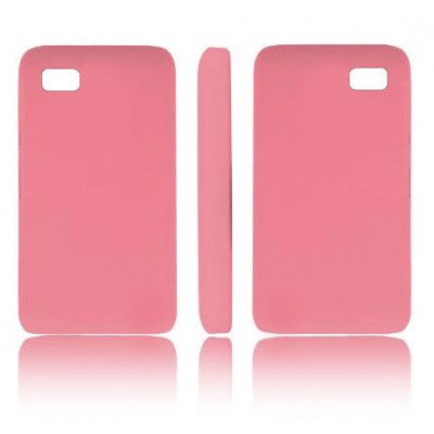 CUSTODIA BACK RIGIDA per BLACKBERRY Z10 COLORE ROSA