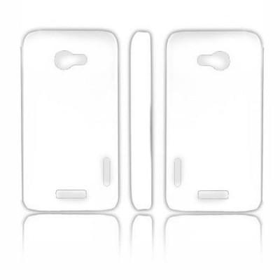CUSTODIA BACK RIGIDA per HTC ONE X, ONE XL, ONE X+ COLORE BIANCO