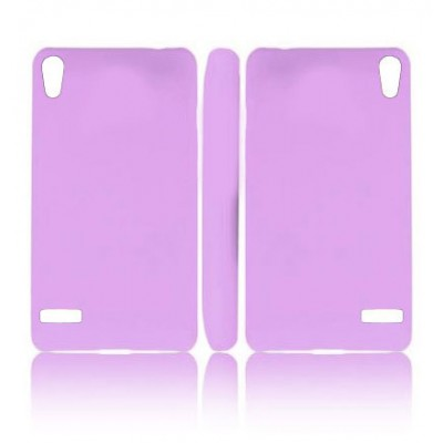 CUSTODIA BACK RIGIDA per HUAWEI ASCEND P6 COLORE VIOLA