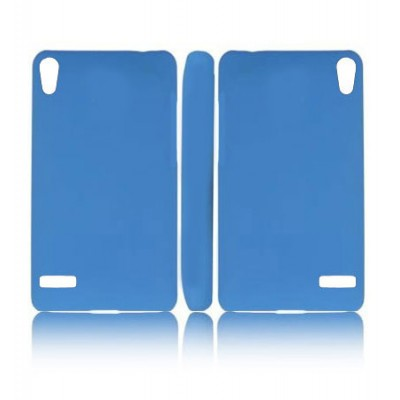 CUSTODIA BACK RIGIDA per HUAWEI ASCEND P6 COLORE BLU